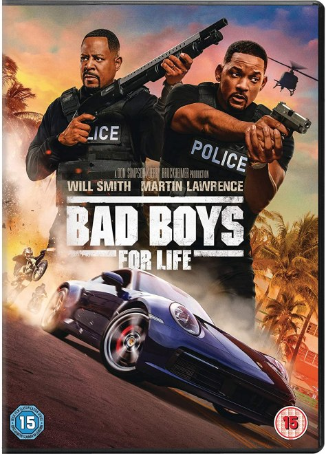 Bad Boys For Life DVD Cover