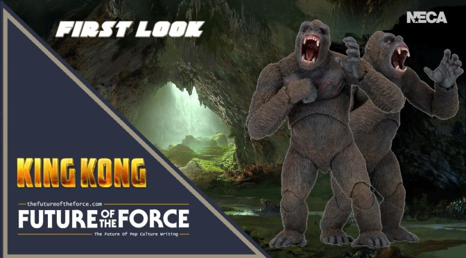 Packaging Reveal | KING KONG (NECA)