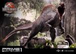 Jurassic Park 3 Spinosaurus Statue 002