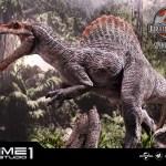 Jurassic Park 3 Spinosaurus Statue 003