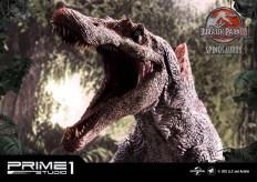 Jurassic Park 3 Spinosaurus Statue 010