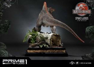Jurassic Park 3 Spinosaurus Statue 022