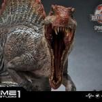 Jurassic Park 3 Spinosaurus Statue 023