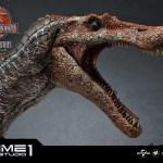Jurassic Park 3 Spinosaurus Statue 024