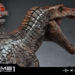 Jurassic Park 3 Spinosaurus Statue 025