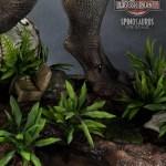 Jurassic Park 3 Spinosaurus Statue 032