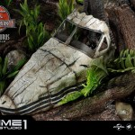 Jurassic Park 3 Spinosaurus Statue 034