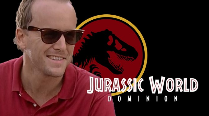 'Jurassic World: Dominion' Gets Dodgson!