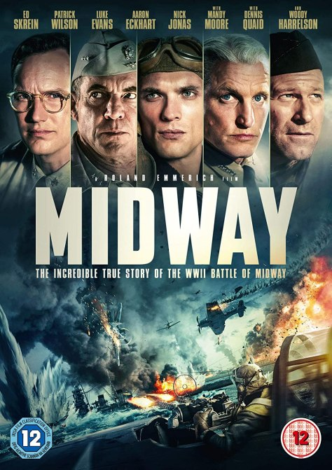 MIdway DVD Cover
