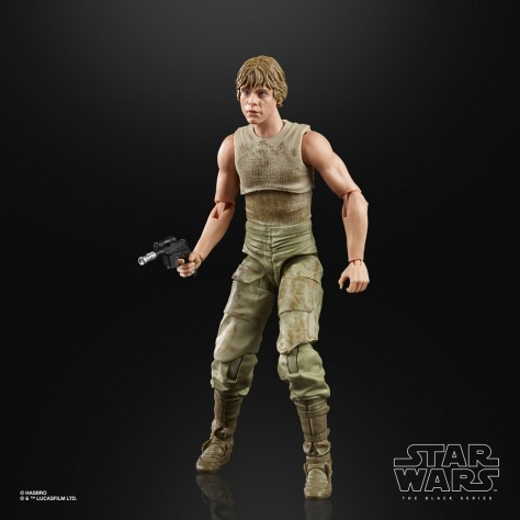 Star Wars The Black Series 40th Anniversary Luke Skywalker Dagobah 002