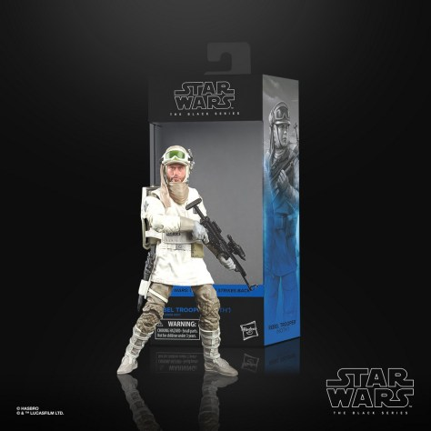 Star Wars The Black Series Rebel Hoth Trooper 007