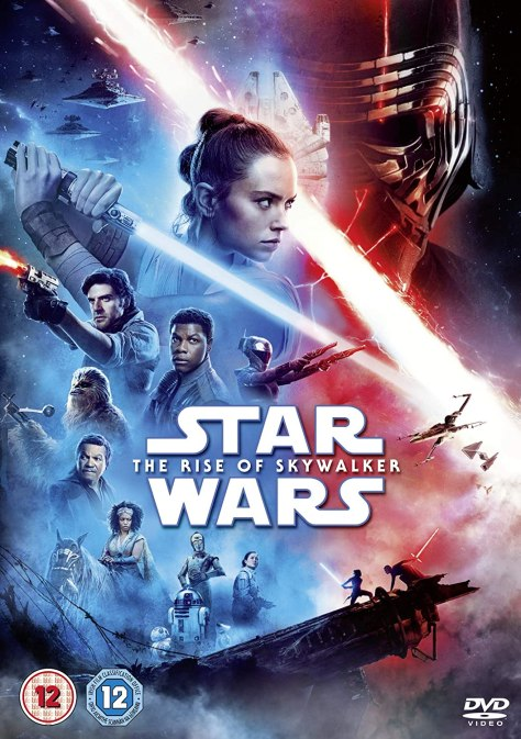 Star Wars The Rise Of Skywalker DVD
