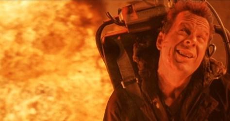 Explosion - Die Hard 2