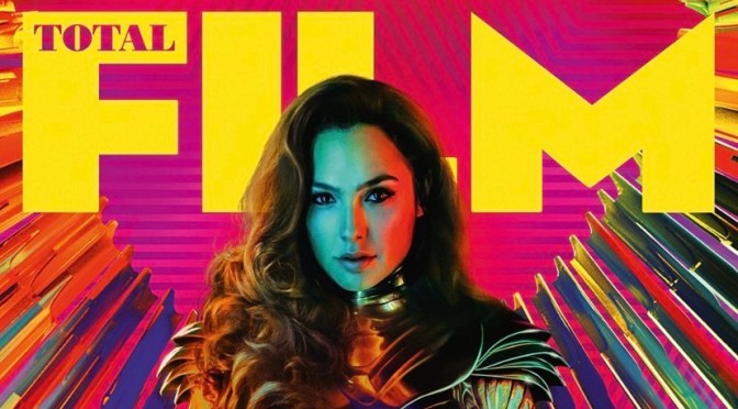 Wonder Woman 1984 Total Film Cover