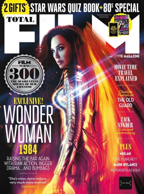 Wonder Woman 1984 Total Film Covers 001