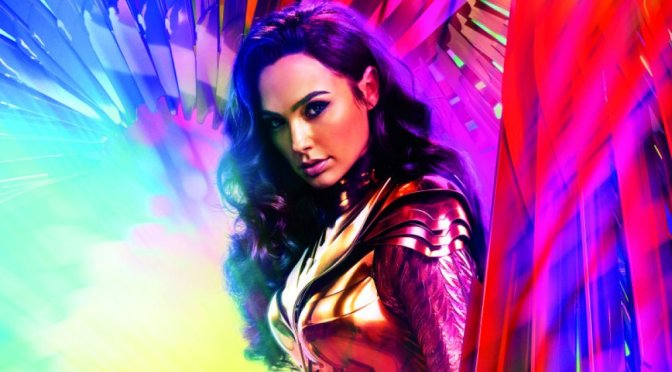 Warner Bros. Releases A Gorgeous New Poster For Wonder Woman 1984