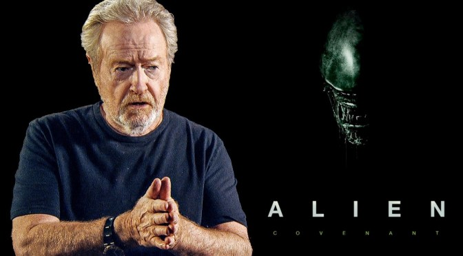 Is Ridley Scott Returning To The Alien Franchise Again?
