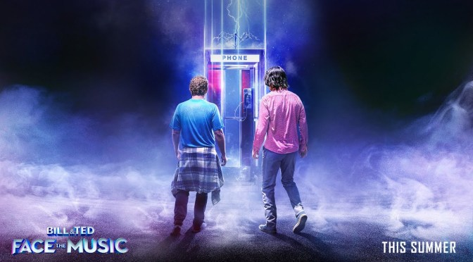 'Bill & Ted Face The Music' Gets an EXCELLENT New Trailer