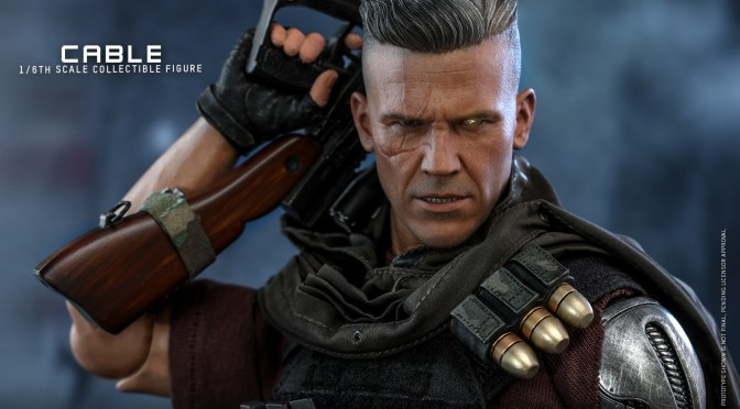 Hot Toys | First Look At Cable (Deadpool 2)