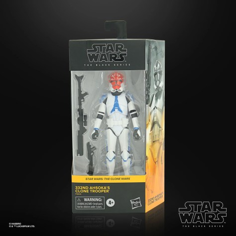 Black Series Clone Wars Ahsoka Clone Trooper 001