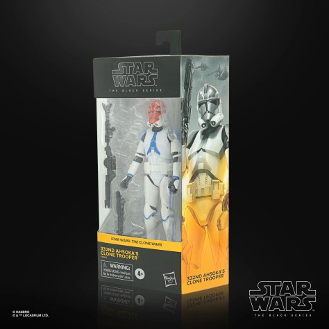 Black Series Clone Wars Ahsoka Clone Trooper 002