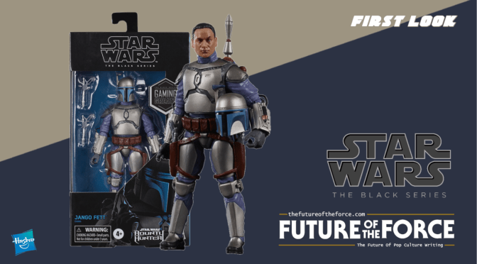 First Look | Hasbro Star Wars: The Black Series Gaming Greats - Jango Fett