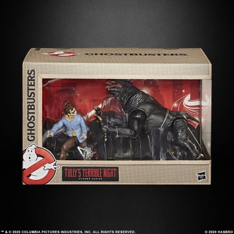 Ghostbusters Plasma Series Tully's Terrible Night 001