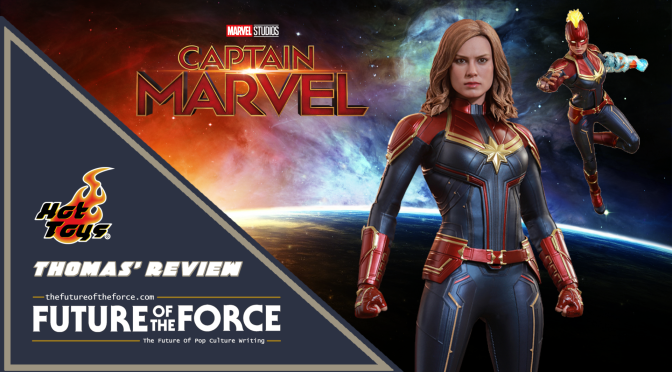 Hot Toys Captain Marvel Deluxe Edition Review