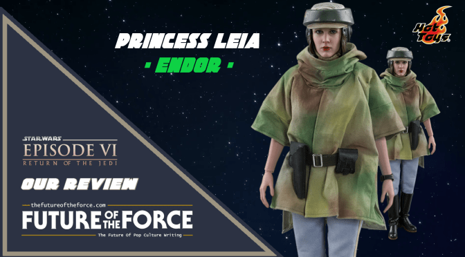 Hot Toys Review | Princess Leia (Star Wars: Return of the Jedi)