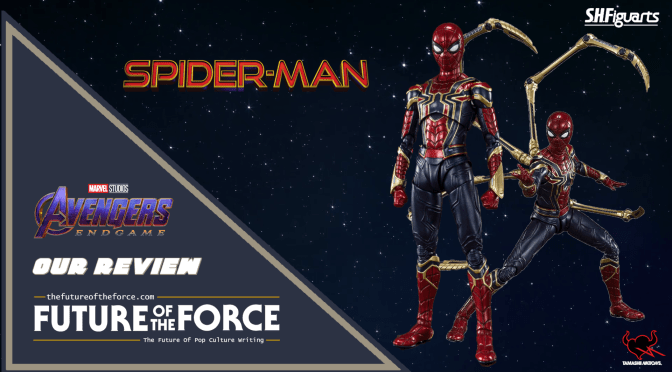 S.H. Figuarts Iron Spider Avengers Endgame Review