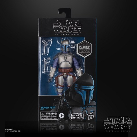 Hasbro Star Wars The Black Series Gaming Greats Jango Fett 001