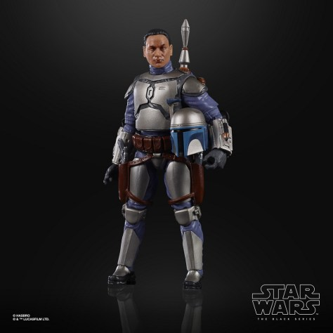 Hasbro Star Wars The Black Series Gaming Greats Jango Fett 002