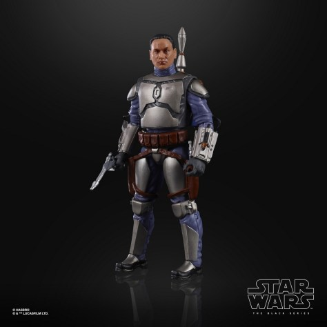 Hasbro Star Wars The Black Series Gaming Greats Jango Fett 003