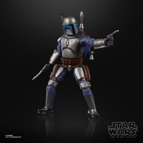 Hasbro Star Wars The Black Series Gaming Greats Jango Fett 006