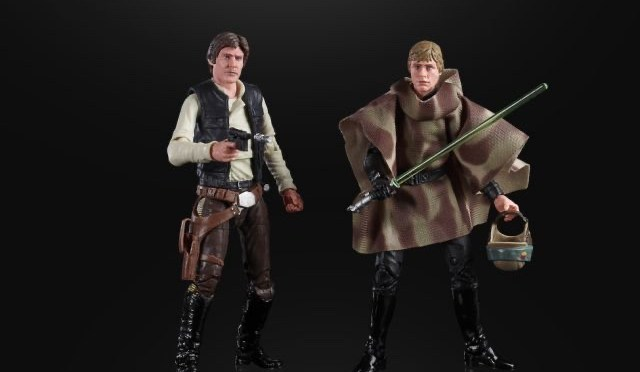 Heroes Of Endor - Han and Luke