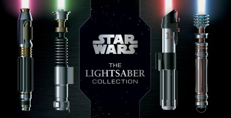 Star Wars The Lightsaber Collection