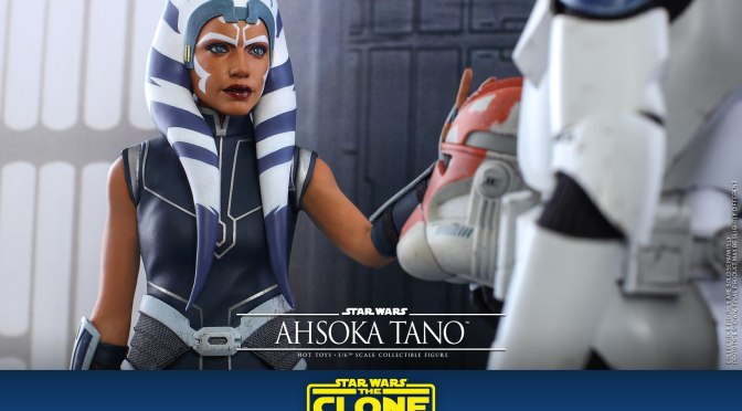 FIRST LOOK | HOT TOYS Reveals New Figures From The Clone Wars!