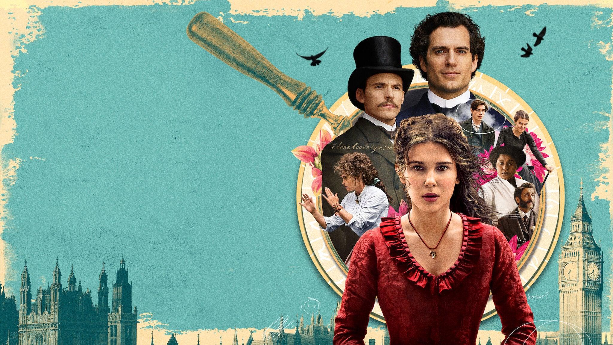 'Tis I…Again! Enola Holmes Gets A Sequel