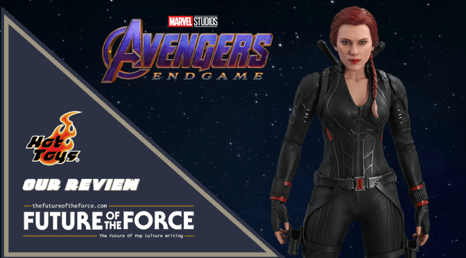 FOTF TV | Black Widow (Avengers Endgame) Hot Toys Unboxing Video