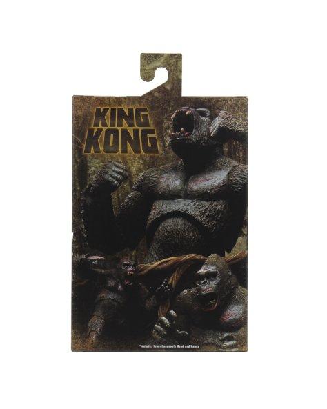 NECA King Kong Packaging 003