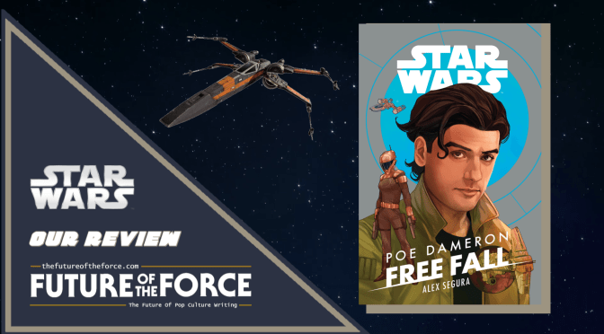 Book Review | Star Wars: Poe Dameron Free Fall (Melissa's Review)