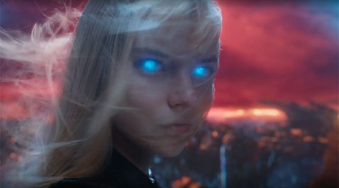 New Clip From 'The New Mutants' Drops Online