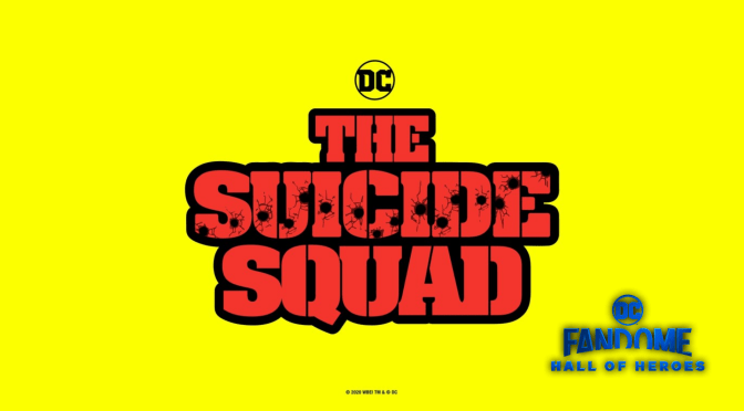 DC FanDome | The Suicide Squad Panel (Behind-The-Scenes Featurette)