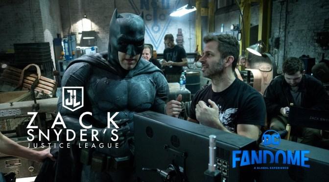Zack Snyder's Justice League DC FanDome