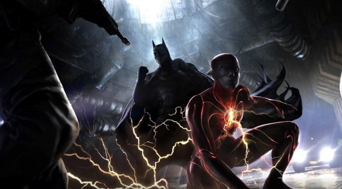 DC FanDome | 'The Flash' Movie Will Include Many DC Characters