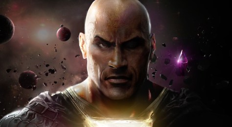 Black Adam CConcept Art