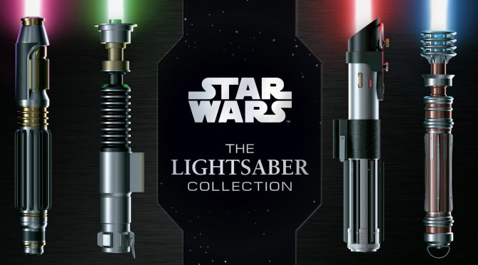First Look | The Elegant Weapons of the Star Wars: The Lightsaber Collection