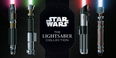 Star Wars The Lightsaber Collection Cover