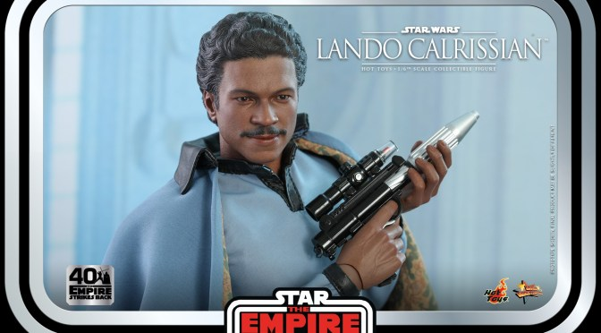 FIRST LOOK | HOT TOYS Reveals Lando Calrissian Figure!