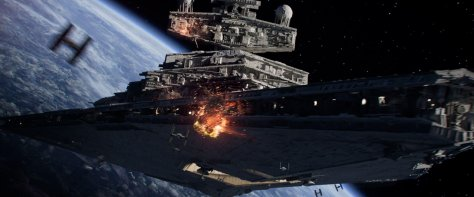 Star Wars Squadrons Star Destroyer Attack